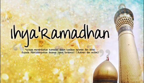Ihya Ramadan: TNB Rai Penduduk Labohan Dagang