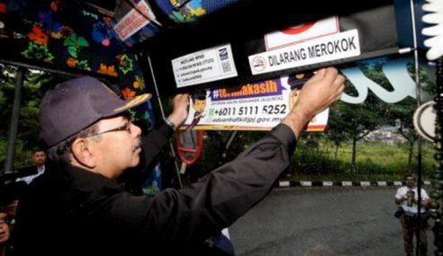 Aidilfitri: 515 Bas Ekspres Diperiksa JPJ Perak
