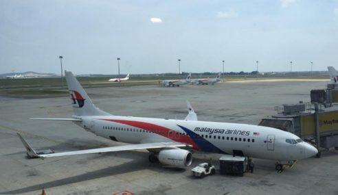 MH725 Alami Kerosakan Tayar, Selamat Mendarat