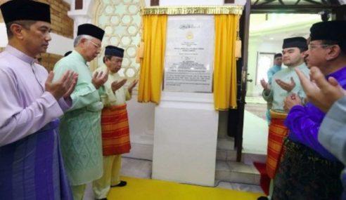 Sultan Selangor Rasmi Nama Baharu Masjid Jamek KL