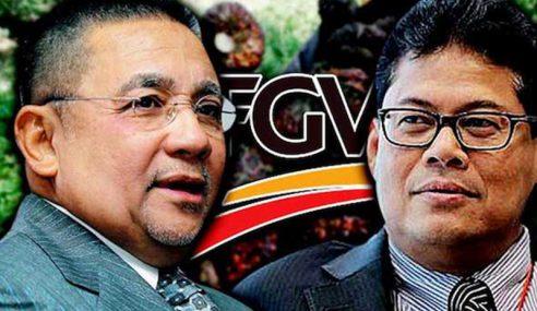 Isu FGV: Zakaria, Isa Perlu Letak Jawatan