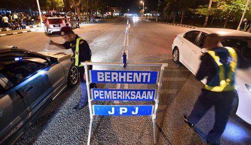 JPJ Tumpu 7 Kesalahan Utama Pengguna Jalan Raya