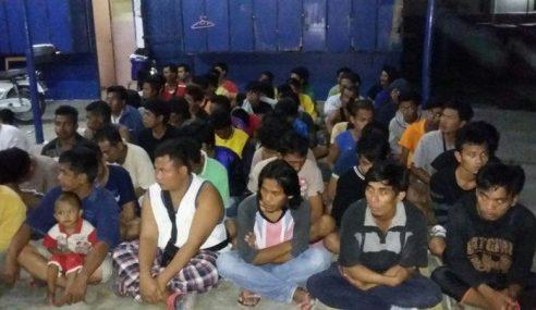 MKN Hantar Balik 418 PATI Filipina