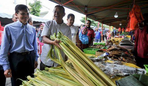 Pasar Tani Aidilfitri Dijangka Raih RM400,000
