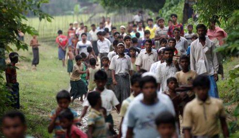 NGO Bangladesh Tubuh Pusat Bantuan Pelarian