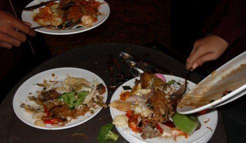 Sisa Makanan Ramadan Tanggung 180 Juta Mangsa!
