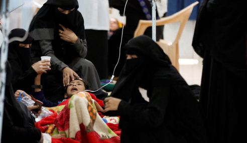 Hampir 1,000 Mati Akibat Taun Di Yaman