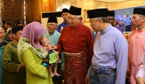Umat Islam Di Malaysia Beruntung Rai Aidilfitri