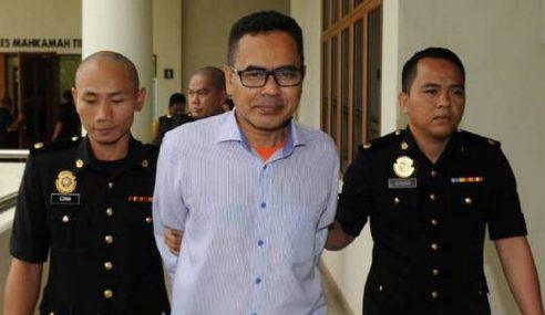 Bekas Pengarah Kemas Didakwa Guna Wang Aktiviti Haram