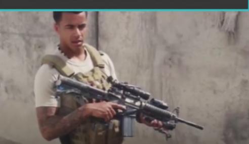 Video: Tentera AS Kongsi Pengalaman Peluk Islam