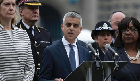 Serangan London: Jenayah Anti-Islam Meningkat