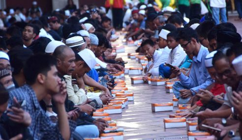 'Masjid Hopping', Budaya Sempoi Bulan Ramadan