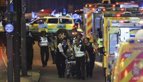 Perdana Menteri Kutuk Serangan Di London