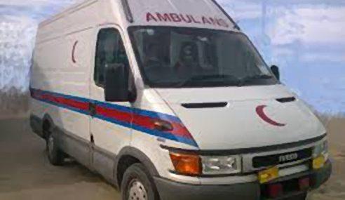 Ambulans Pun Kena Curi Bulan Ramadan