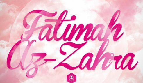Saidatina Fatimah: Aurat & Taqwa Ahli Syurga