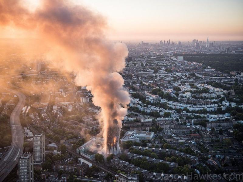 Kebakaran Di London: Tiada Rakyat Malaysia Terlibat