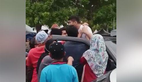 Video: Lagi Kes Mengamuk Di Bazar Ramadan…