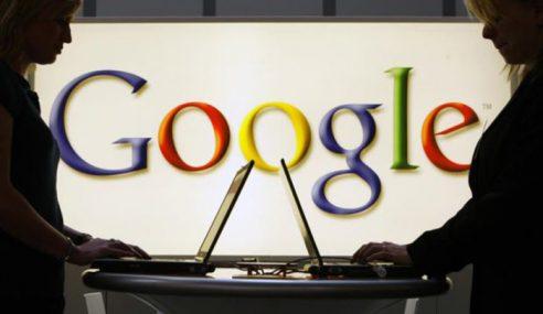 Indonesia-Google Selesai Pertikaian Hutang Cukai
