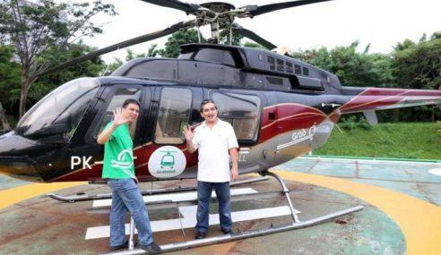 Selepas Manila, GrabHeli Ditawarkan Di Jakarta