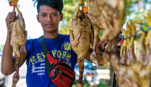 Itik Serati, Ayam Kampung Salai Laris Di Kelantan