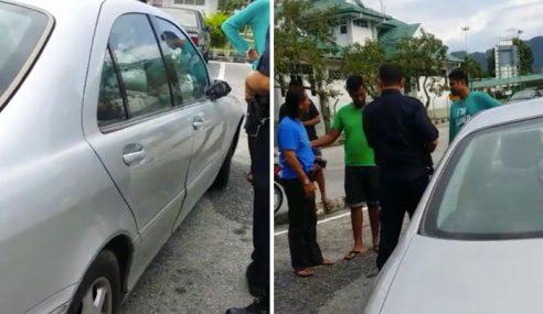 Insiden Pulang Beraya, Budak Dilanggar Pemabuk