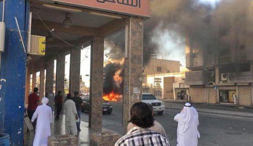 Dua Pengganas Dikehendaki Maut Letupan Kereta Di Qatif