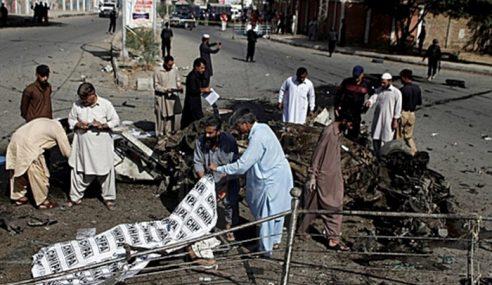 28 Terbunuh Dalam 3 Insiden Berasingan Di Pakistan