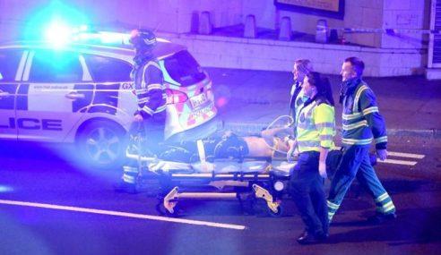 Insiden Van Rempuh Pejalan Kaki Berulang Di London