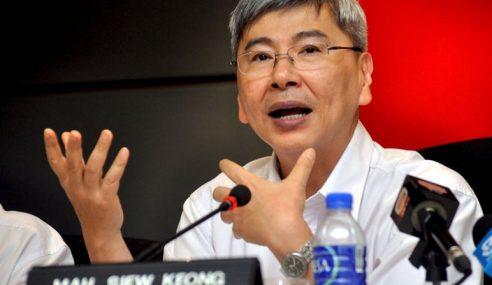 Gerakan Sedang Muktamad Tukar Kerusi Dengan MCA