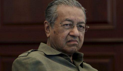 RCI Forex: Mahathir Ugut Ambil Tindakan Mahkamah