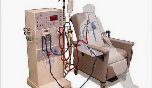 Mais Terima Sumbangan Tiga Mesin Dialisis