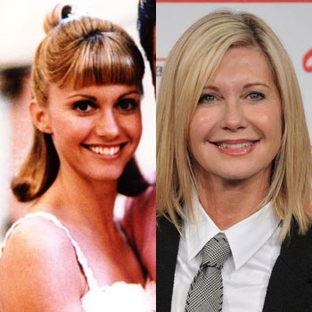 Olivia Newton John & Fenomena Grease