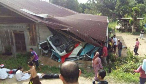 Kemalangan Pelajar Tahfiz: Pemandu Tiada Lesen – Polis