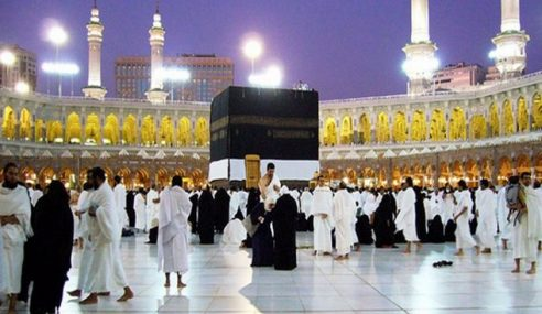 11 Jemaah Malaysia Jadi Tetamu Arab Saudi Tunai Umrah
