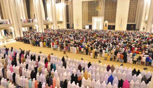 Bulan Ramadan Bulan Penuh Keberkatan