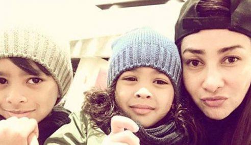 Rita Tak Pernah Bawa Anak Ke Bazar Ramadan
