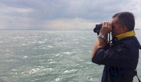 TLDM Kesan Objek Bawah Air Dipercayai MT Putri