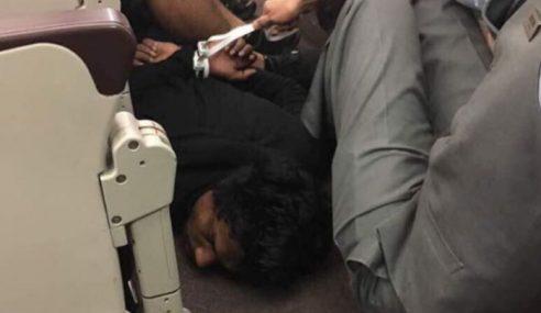 MH128: Suspek Dipercayai Alami Gangguan Mental
