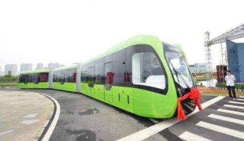 ART: Tren Tanpa Pemandu Pertama Di Dunia