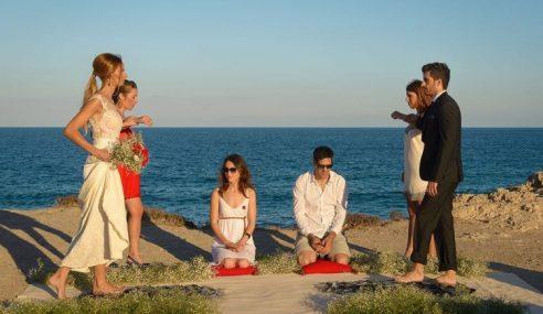 Tawar Pakej Perkahwinan Jalan Atas Serpihan Kaca
