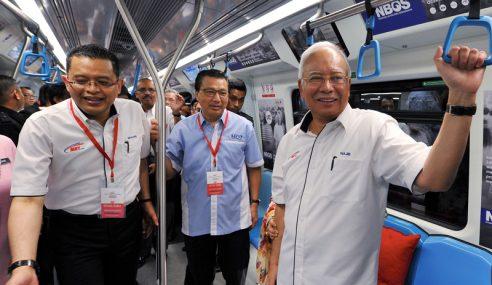 MRT: Kejayaan Besar Kerajaan Majukan Pengangkutan Awam