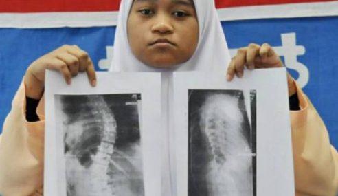 Remaja Perlukan RM25,000 Biayai Kos Pembedahan