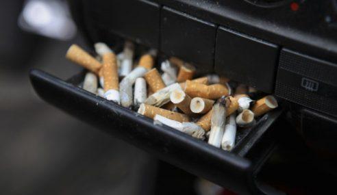 Ini 5 Cara Hilangkan Bau Rokok Dalam Kereta