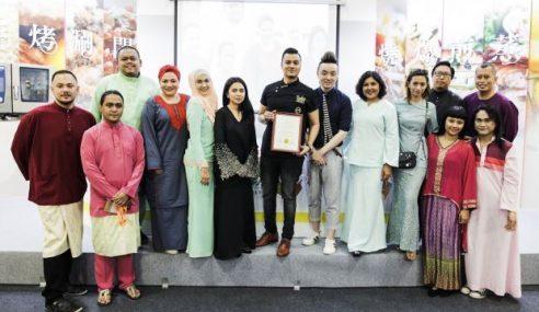 Fazley Dilantik Duta Pelancongan Halal Taiwan