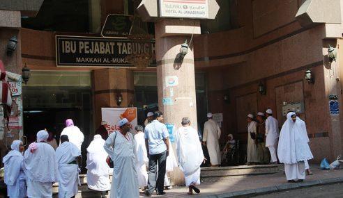 Tambahan Lapan Hotel Haji Malaysia Di Madinah