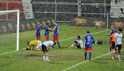 Liga Super: JDT Belasah T-Team 6-1