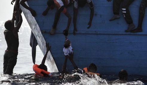 Ribuan Pelarian Islam Hanyut Di Laut Pada Aidilfitri