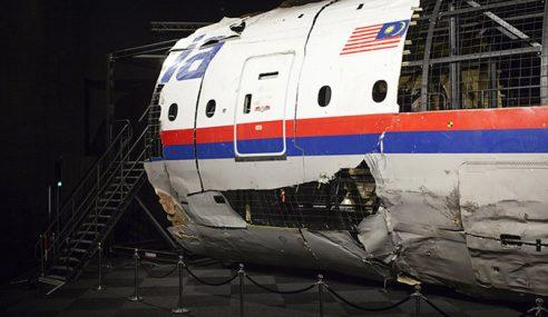 MH17 Ditembak Jatuh Peluru Berpandu Rusia – JIT