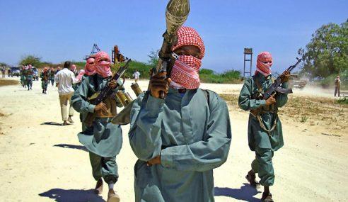 24 Tentera Dibunuh Di Somalia