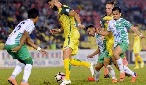 Piala Malaysia: Kedah Berpesta Gol Di Melaka